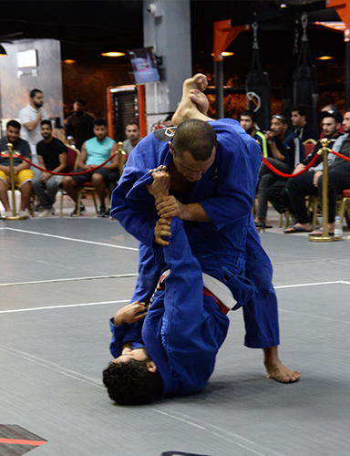 The Saudi BJJ Open Championship for adults